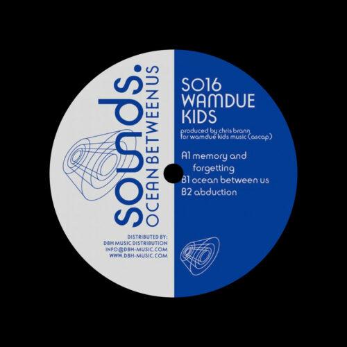 """Wamdue Kids Ocean Between Us Sounds 12"""", Reissue Vinyl"""