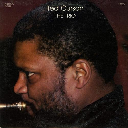 Ted Curson The Trio Interplay Records LP Vinyl