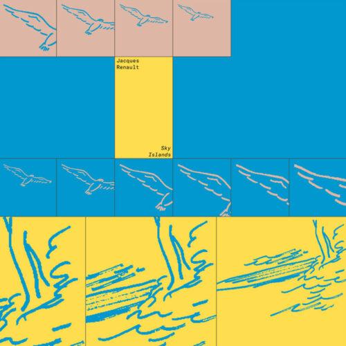 Jacques Renault Sky Islands Let's Play House LP, RSD2021 Vinyl