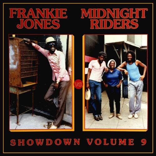 Frankie Jones, Midnight Riders Showdown Vol. 9 Tasha Records LP, Reissue Vinyl