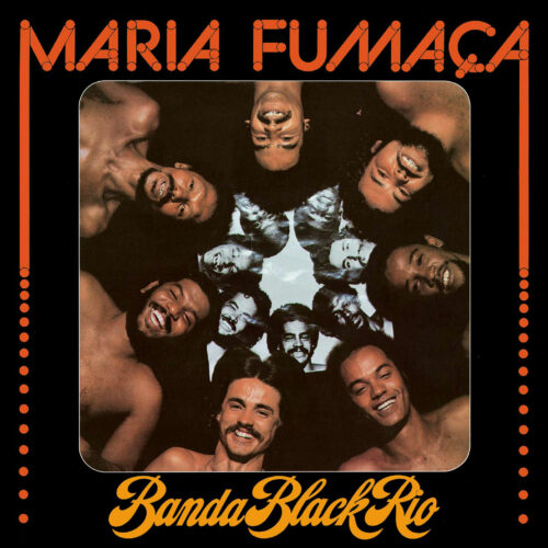 Banda Black Rio Maria Fumaça Mr Bongo LP, Reissue Vinyl