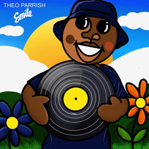 Theo Parrish Smile Sound Signature 2x12 Vinyl