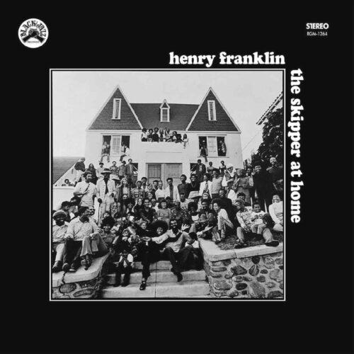 Henry Franklin The Skipper At Home Real Gone Music LP, Reissue Vinyl