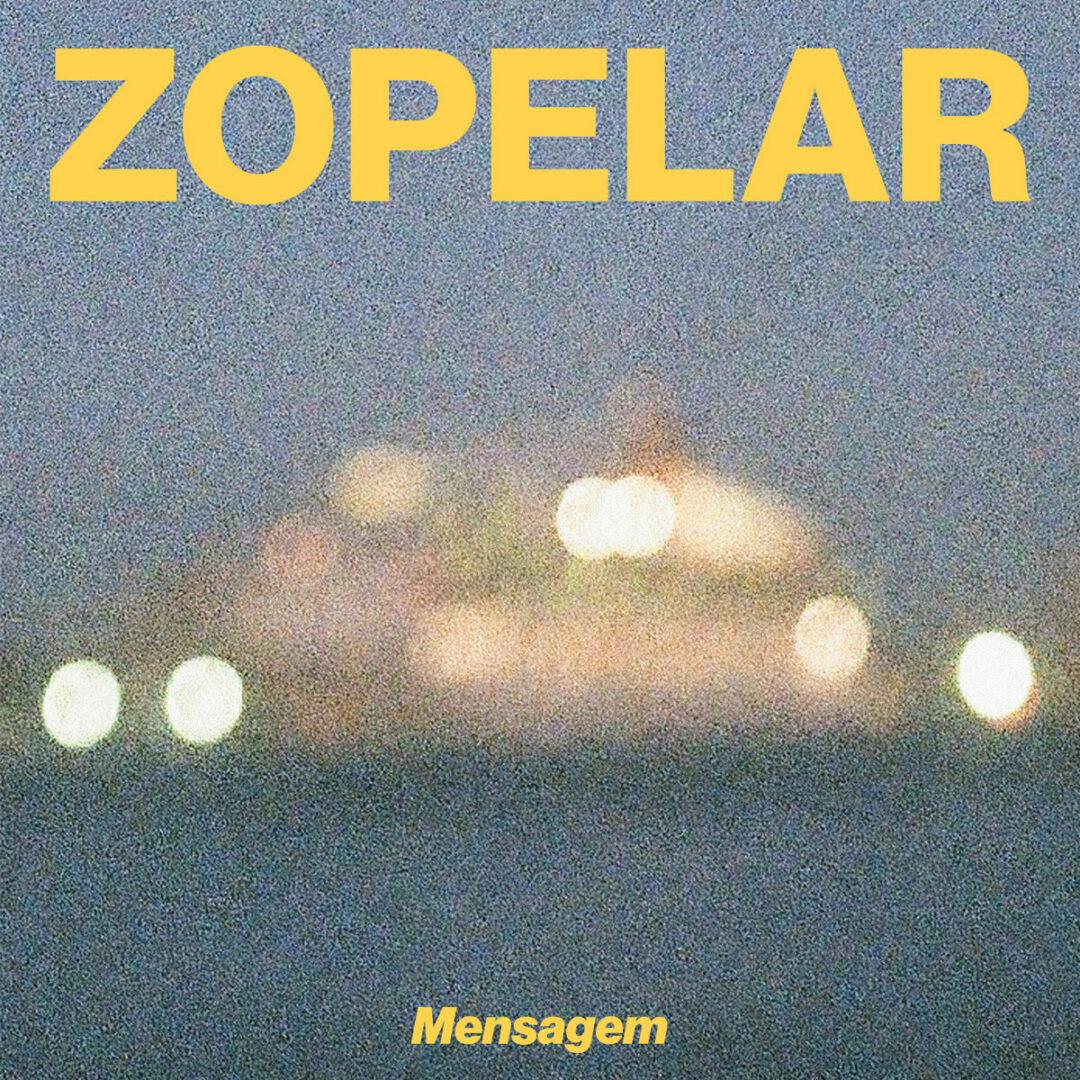 Zopelar Mensagem New Directions In Funk LP Vinyl