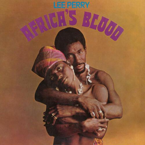 Lee Perry Africa's Blood Music On Vinyl LP, Reissue Vinyl