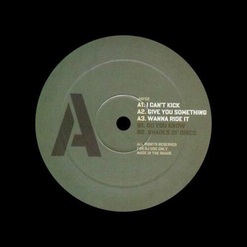 "JMFG Moodymann Edits 2 Not On Label 12"" Vinyl"