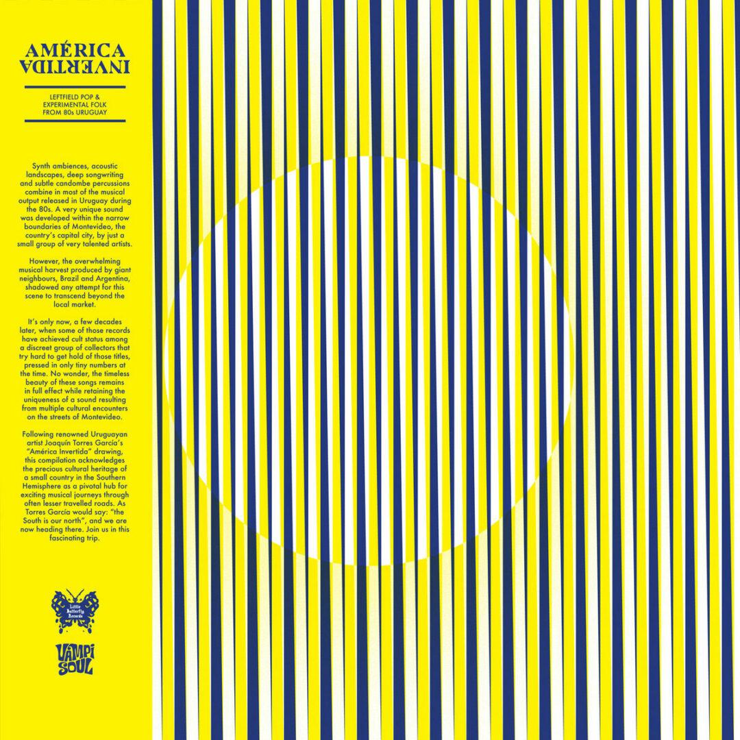 Various América Invertida Vampi Soul Compilation, LP Vinyl