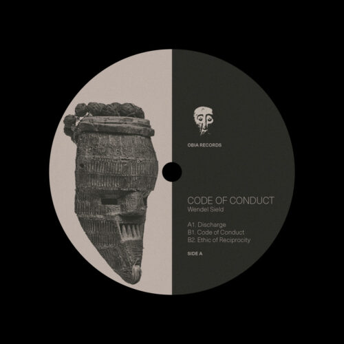 """Wendel Sield Code Of Conduct Obia Records 12"""" Vinyl"""