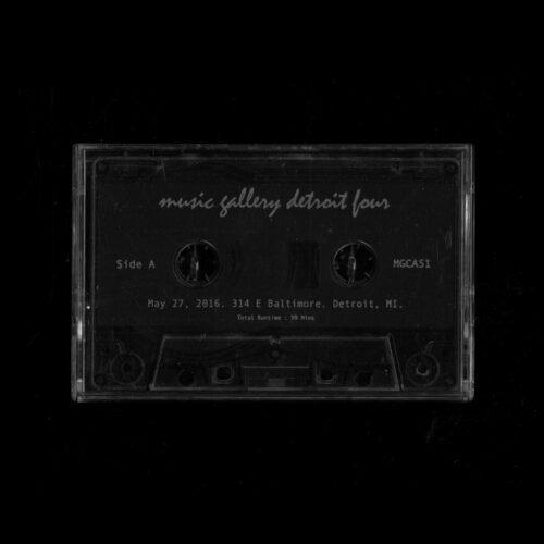 Specter, Theo Parrish Music Gallery Detroit Four Sound Signature Cassette Vinyl