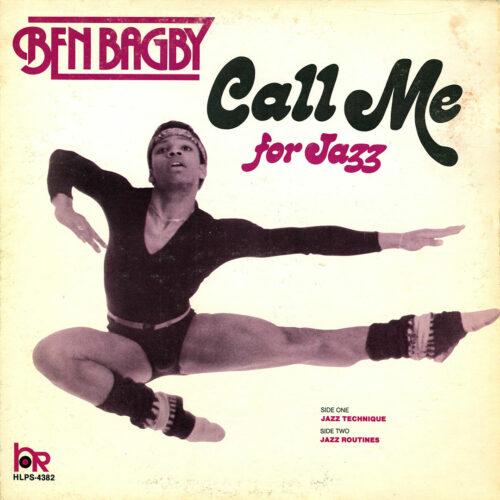 Ben Bagby Call Me Hoctor Records LP Vinyl