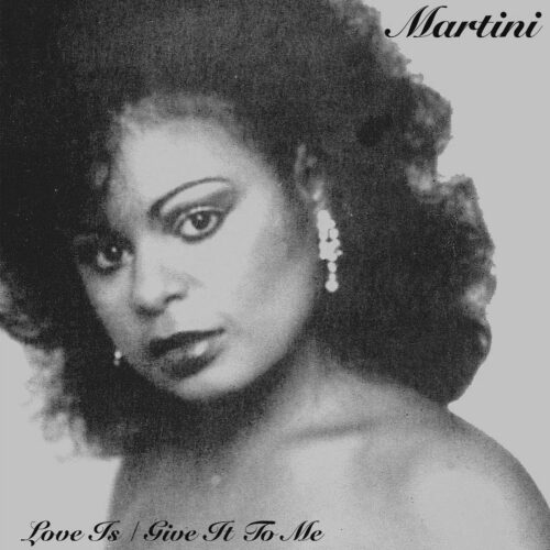"""Martini Love Is / Give It To Me Death On Wax 12"""" Vinyl"""