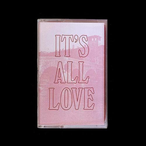 Patrick Gibin It's All Love Heat Cassette Vinyl