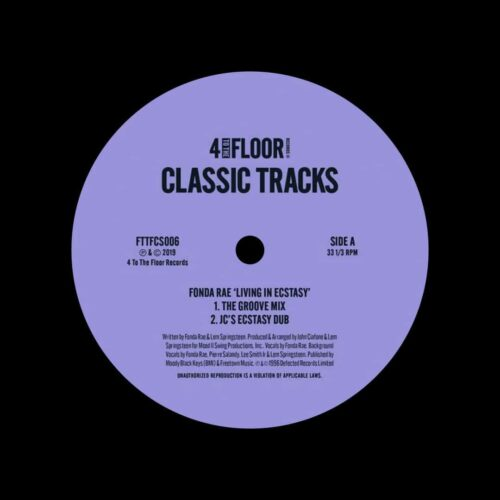 "Various 4 To The Floor Classics FTTFCS006 4 To The Floor 12"" Vinyl"