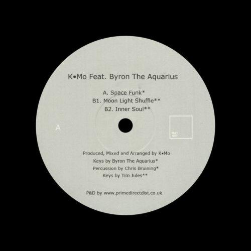 "K-Mo Space Funk Wayout Records 12"" Vinyl"