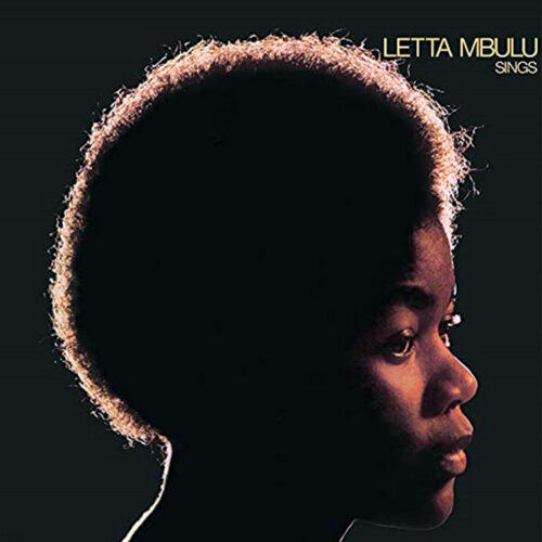 Letta Mbulu Letta Mbulu Sings Endless Happiness LP, Reissue Vinyl