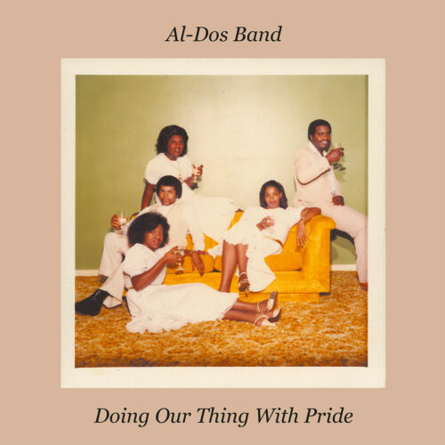 Al-Dos Band Doing Our Thing With Pride Kalita Records LP, Reissue Vinyl
