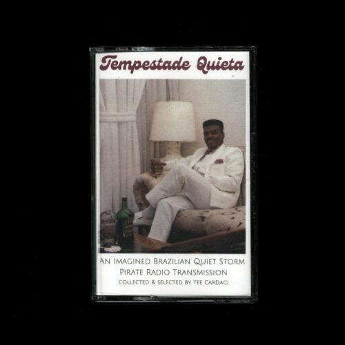 Tee Cardaci Tempestade Quieta Not On Label Cassette Vinyl