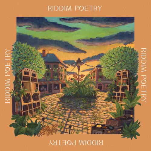 Various Riddim Poetry Into The Deep Treasury Compilation, LP, Reissue Vinyl