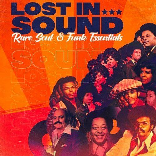 Various Lost In Sound (Rare Soul & Funk) Perpetual LP Vinyl