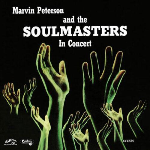 Marvin peterson & The Soulmasters In Concert P-Vine Records LP, Reissue Vinyl