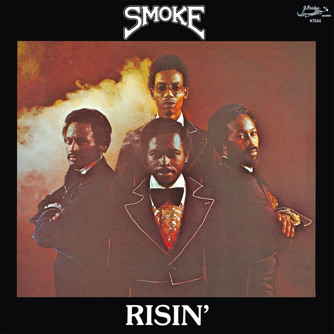 Smoke Risin' P-Vine Records LP, Reissue Vinyl
