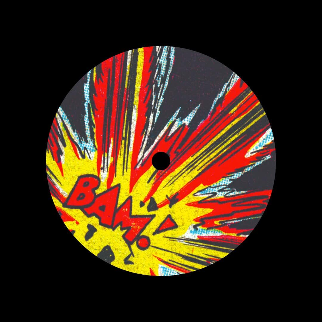 "Tony Troffa Untitled 005 Just What The World Needs 12"" Vinyl"