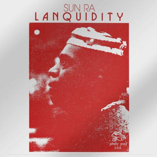 Sun Ra Lanquidity Strut LP, Reissue Vinyl