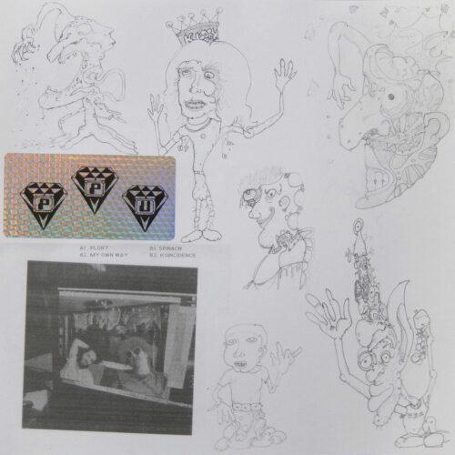 "Barnikle Freee Koincidence Peoples Potential Unlimited 12"" Vinyl"