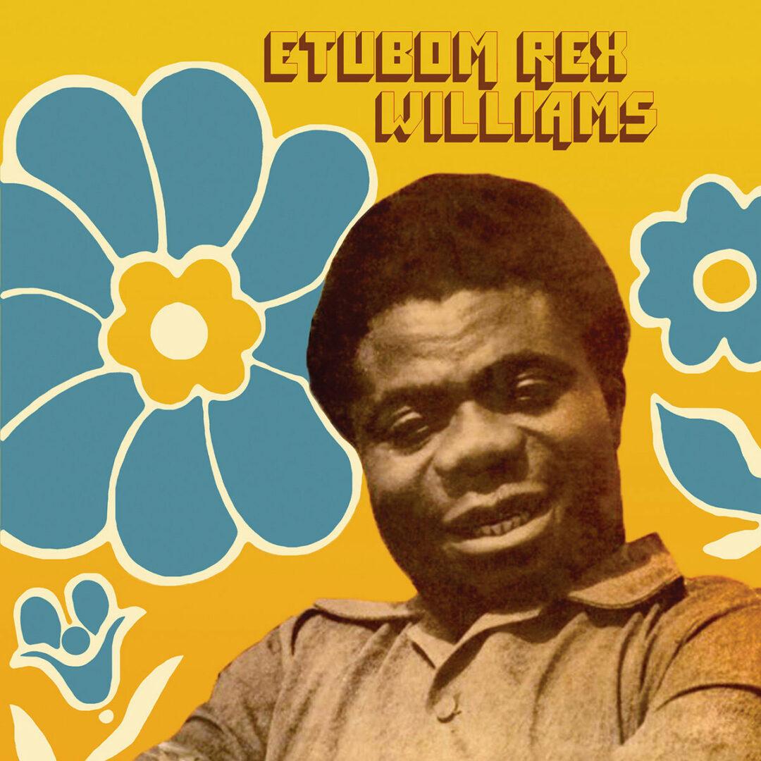Etubom Rex Williams And His Nigerian Artistes We Are Busy Bodies LP, Reissue Vinyl