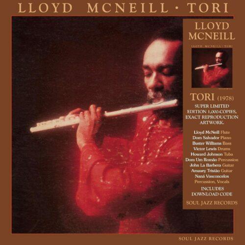 Lloyd McNeill Tori Soul Jazz Records LP, Reissue Vinyl