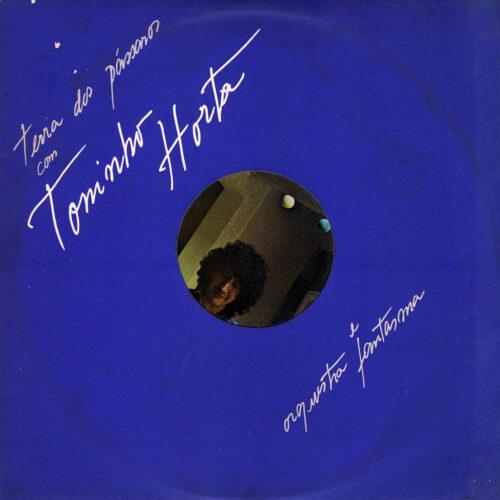 Toninho Horta Terra Dos Pássaros EMI LP Vinyl