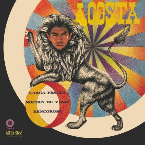 Leo Acosta Acosta Mad About Records LP, Reissue Vinyl