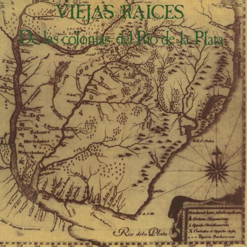 Viejas Raíces De Las Colonias Del Río De La Plata Altercat LP, Reissue Vinyl