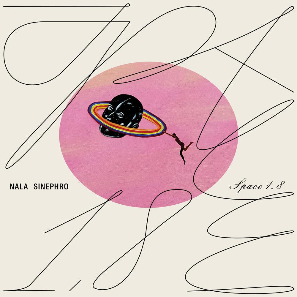 Nala Sinephro Space 1.8 Warp Records LP Vinyl
