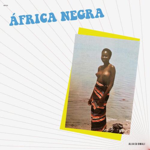 Africa Negra Alia Cu Omali Mar & Sol LP Vinyl