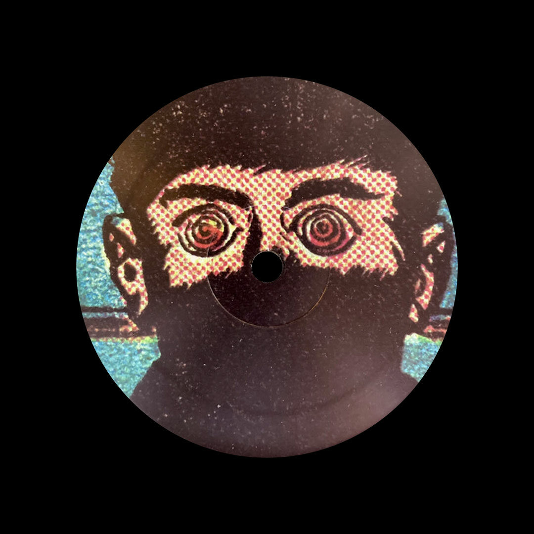 "Darryn Jones Untitled 004 Just What The World Needs 12"" Vinyl"