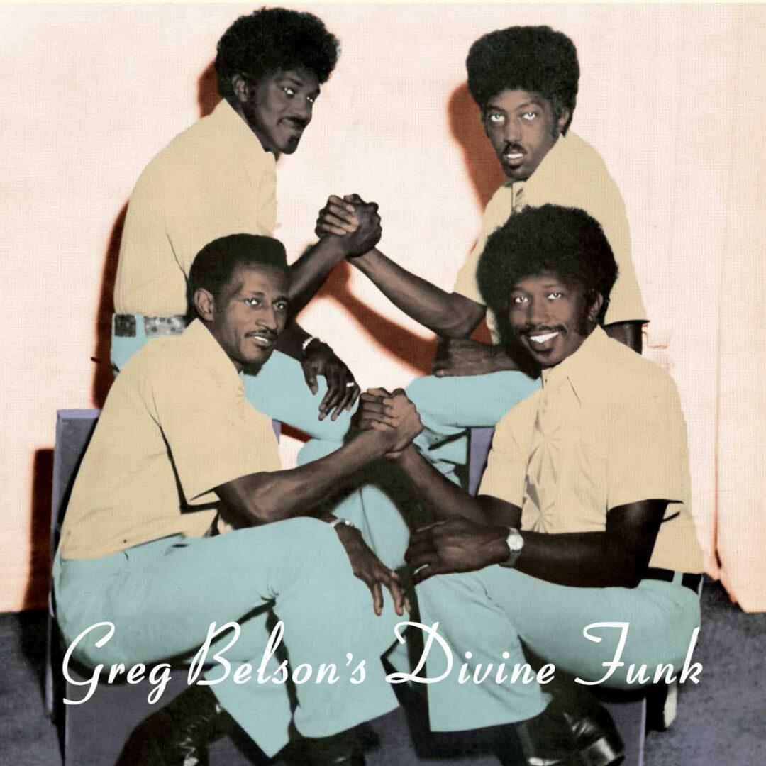 Greg Belson Divine Funk Cultures Of Soul LP Vinyl