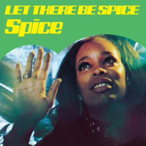 Spice Let There Be Spice P-Vine Records LP, Reissue Vinyl