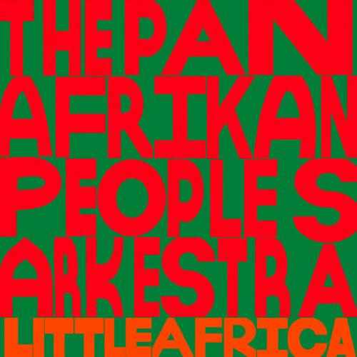 "The Pan-Afrikan Peoples Arkestra Little Africa P-Vine Records 12"" Vinyl"