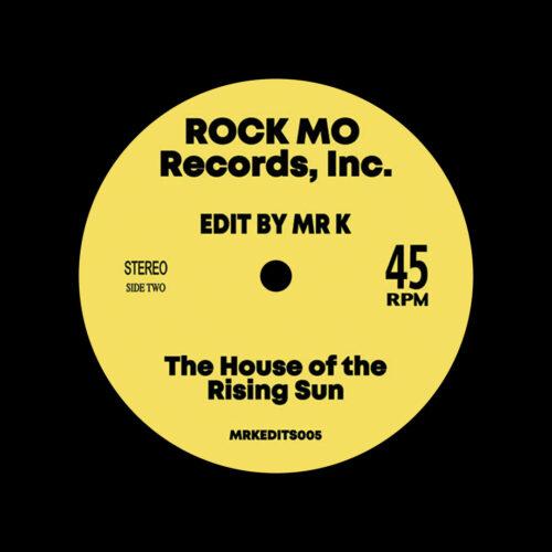 "Danny Krivit Mr. K Edits, Vol. 5 Not On Label 12"" Vinyl"