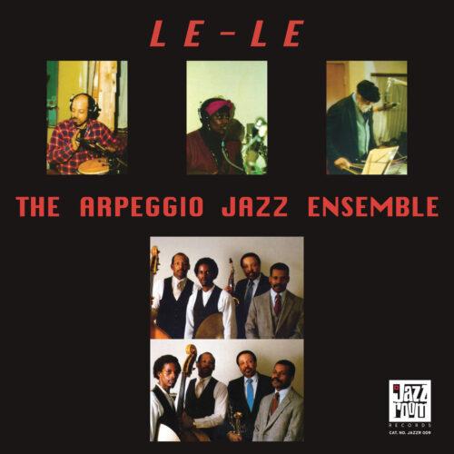 The Arpeggio Jazz Ensemble Le – Le Jazz Room Records LP, Reissue Vinyl