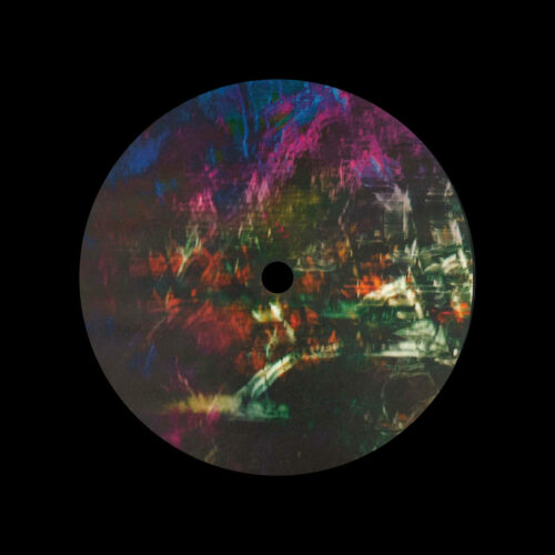"""Kyle Hall The Polychronic EP Forget The Clock 12"""" Vinyl"""