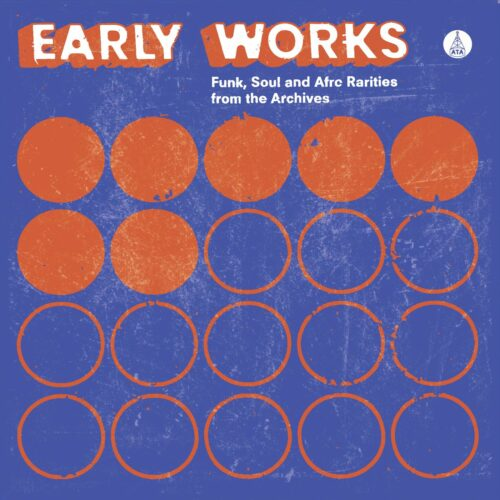 Various Early Works: Funk, Soul & Afro Rarities ATA Records Compilation, LP Vinyl