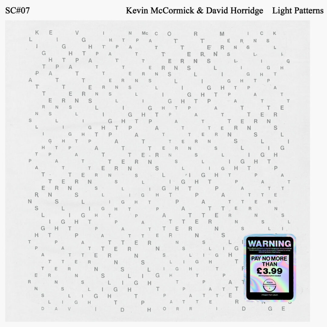 David Horridge, Kevin McCormick Light Patterns Smiling C LP, Reissue Vinyl