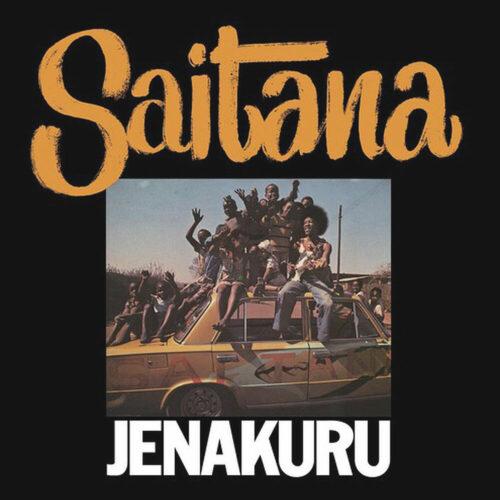 Saitana Jenakuru Tooth Factory LP, Reissue Vinyl