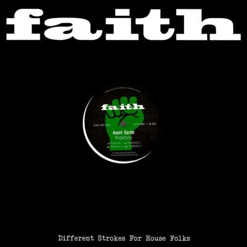 Avant Garde Perpetuity Faith 2x12 Vinyl
