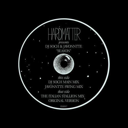 "DJ Sosh, Javonntte Season Hardmatter 12"" Vinyl"