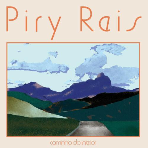 Piry Reis Caminho Do Interior Records We Release Records LP, Reissue Vinyl