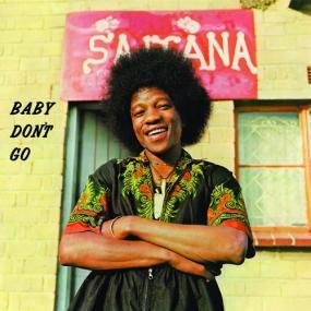 Saitana Baby Don't Go Tooth Factory LP, Reissue Vinyl