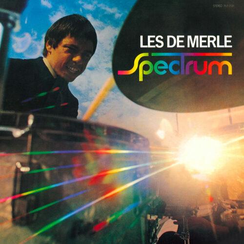 Les De Merle Spectrum P-Vine Records LP, Reissue Vinyl